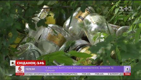 """""""Сніданок"""" проверил, знают ли украинцы правила поведения на природе"""