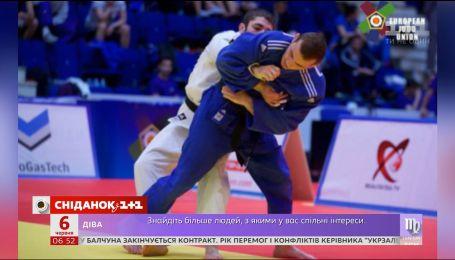 Українські дзюдоїсти та художні гімнасти тріумфували на змаганнях