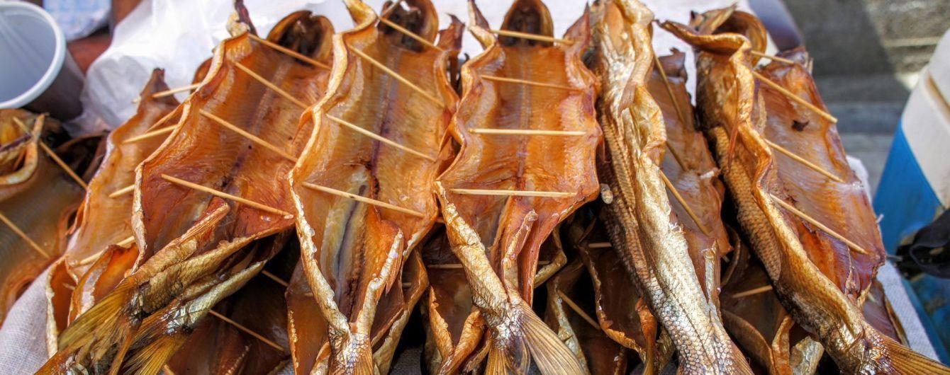 Спалах ботулізму: у Львові із супермаркетів вилучили 89 кг риби
