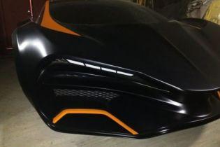 В Украине создали суперкар
