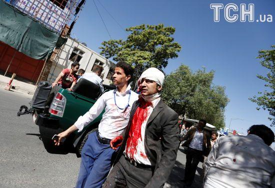 Найбільш смертоносний напад. Теракт у Кабулі забрав понад 150 життів
