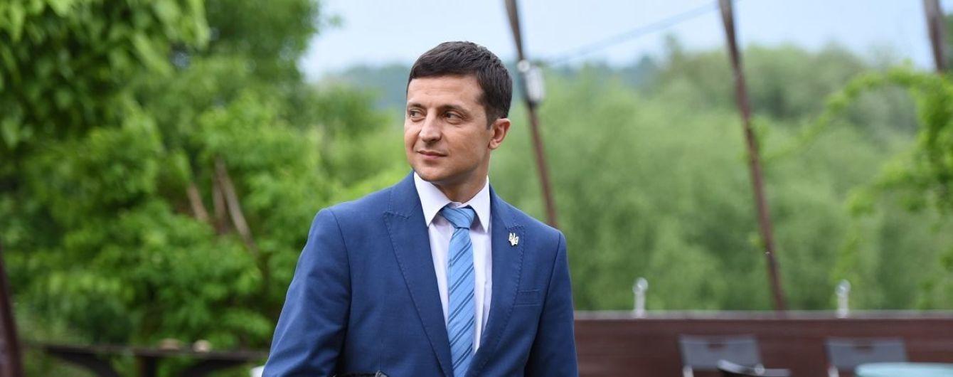 """Зеленский рассказал о главной интриге второго сезона сериала """"Слуга народа"""""""