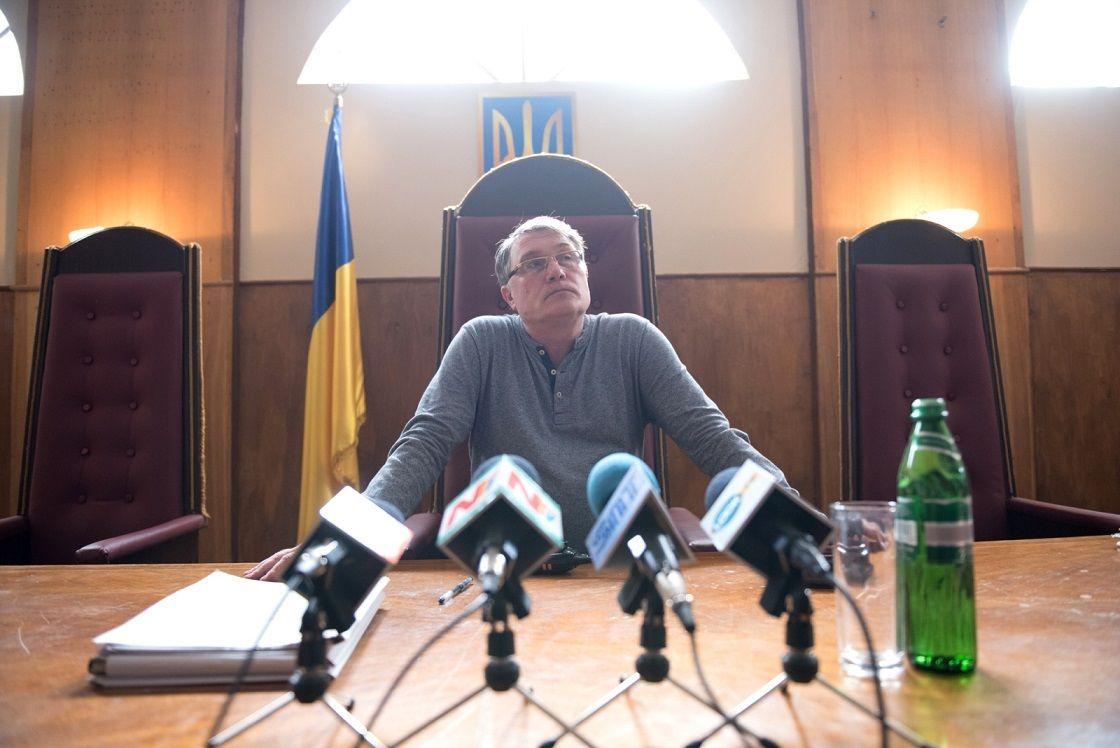 ВКиеве стартовали съемки продолжения известного сериала «Слуга народа»