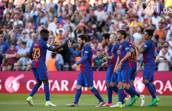 """""""Барселона"""" влітку розпрощається з половиною команди"""