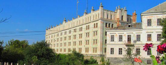 На Тернопільщині продається Середньовічний замок