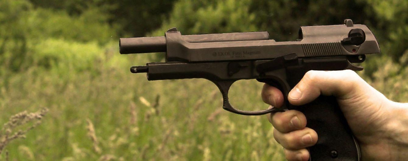 Военный не имел разрешения на оружие, из которого подстрелил журналиста на учениях в Кривом Роге