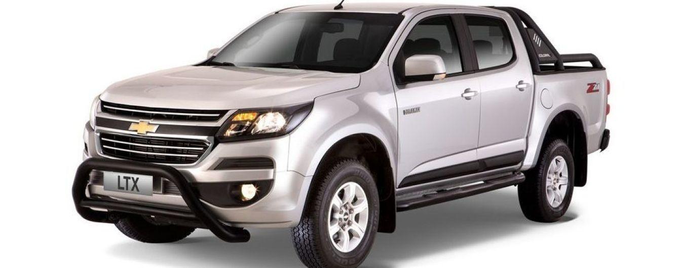 На филиппинский рынок выходит новая версия пикапа Chevrolet Colorado