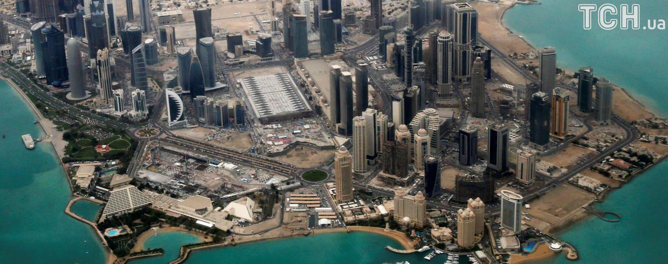 Стала дев'ятою. Мавританія розірвала дипвідносини з Катаром