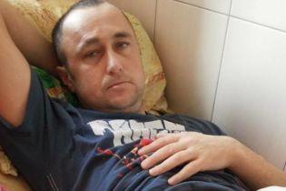 Термінової трансплантації нирки потребує Сергій