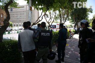 Внаслідок нападів у Тегерані загинуло 7 осіб - ЗМІ