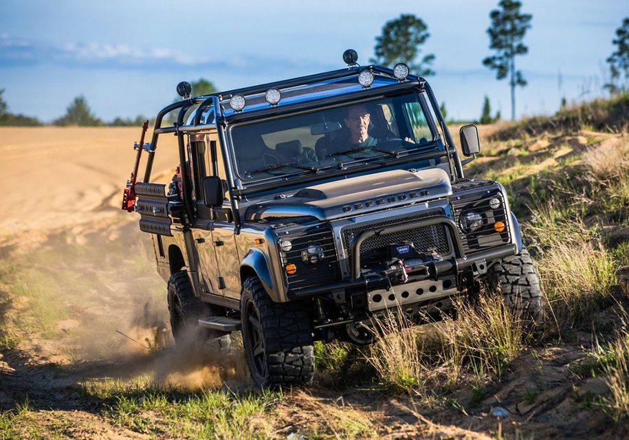 Land Rover Defender Project Viper