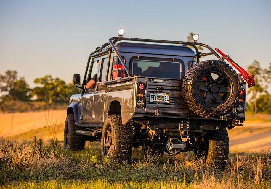Land Rover Defender Project Viper