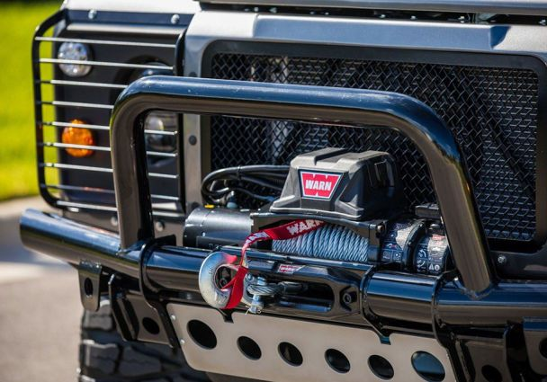 Американские тюнеры построили эксклюзивный Land Rover Defender
