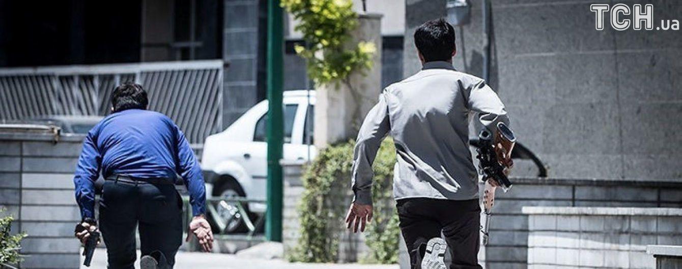 Иран обвинил Саудовскую Аравию в терактах в Тегеране