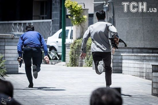 """В Ірані терористів у Тегерані звинуватили у зв'язках з бойовиками """"ІД"""""""