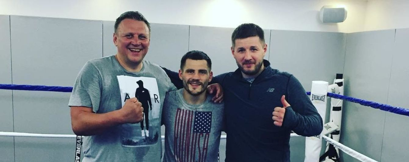 Берінчик дізнався ім'я суперника на свій перший бій за межами України