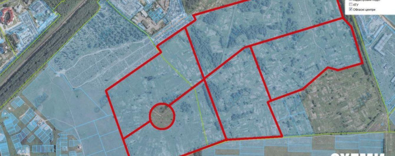 У известного бизнесмена через суд отобрали почти 100 га земли в Броварах