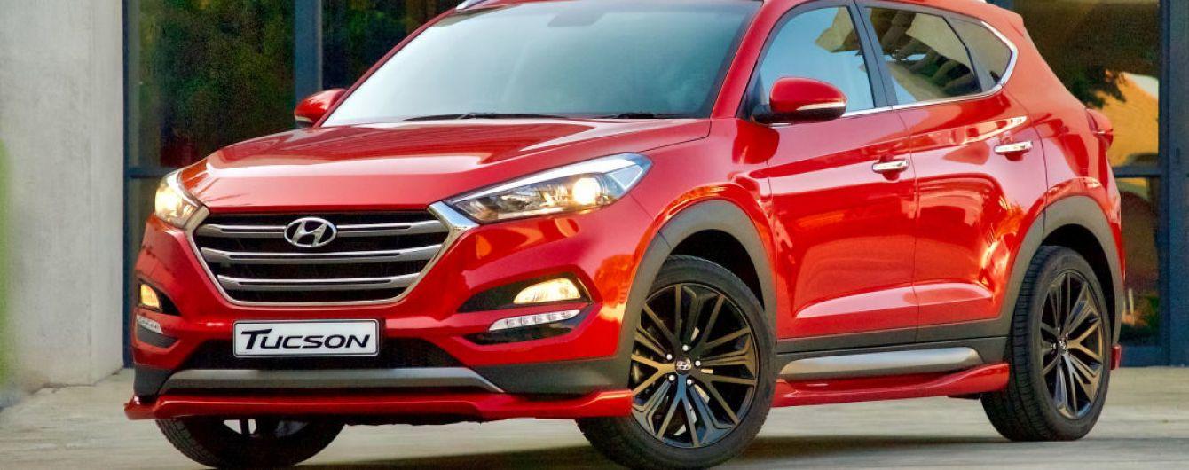 Hyundai Tucson обзавелся спортивной версией