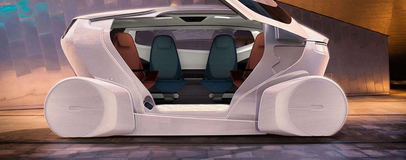 NEVS разработала концепт-кар InMotion с автопилотом