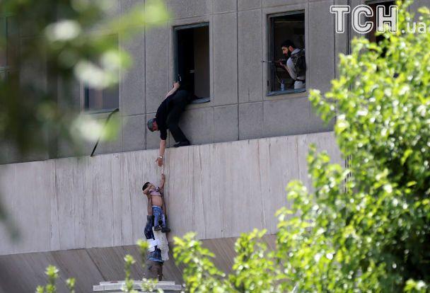 Іран підозрює США і Саудівську Аравію ворганізації терактів вТегерані