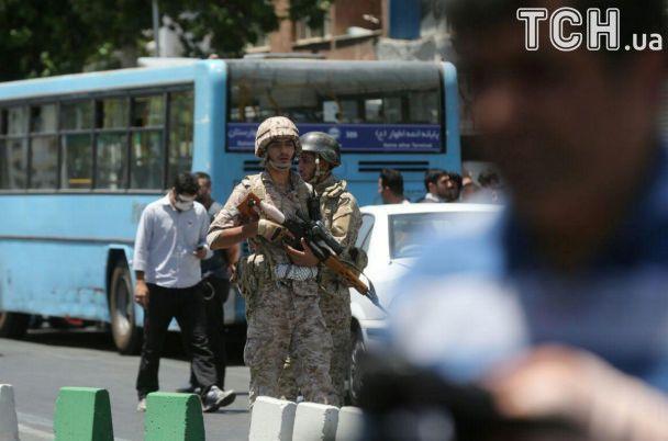 В Ірані заявили про причетність Саудівської Аравії дотерактів вТегерані