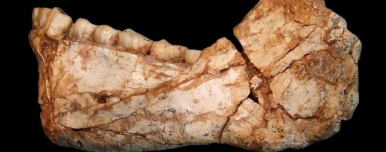 Вчені знайшли у Марокко найстаріші останки Homo sapiens