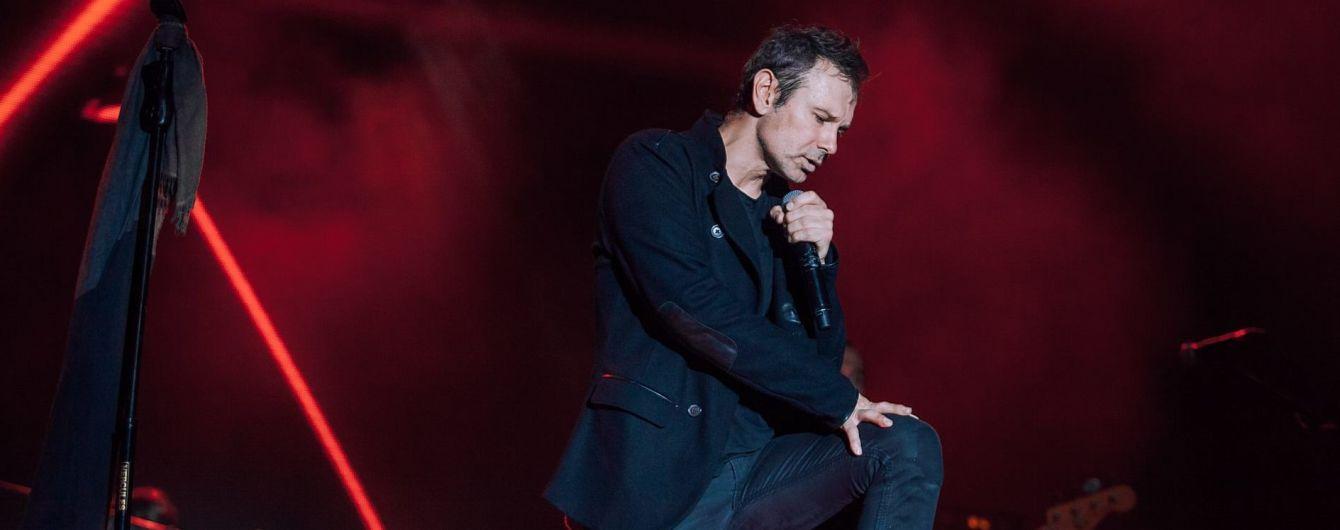 """Концерт """"Океану Ельзи"""" у Полтаві опинився під загрозою зриву через стан здоров'я Вакарчука"""