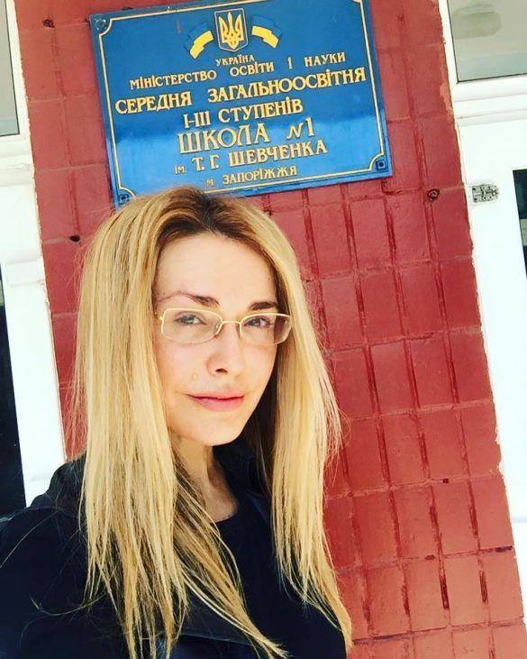 Школа в якый навчалася Ольга Сумська_2