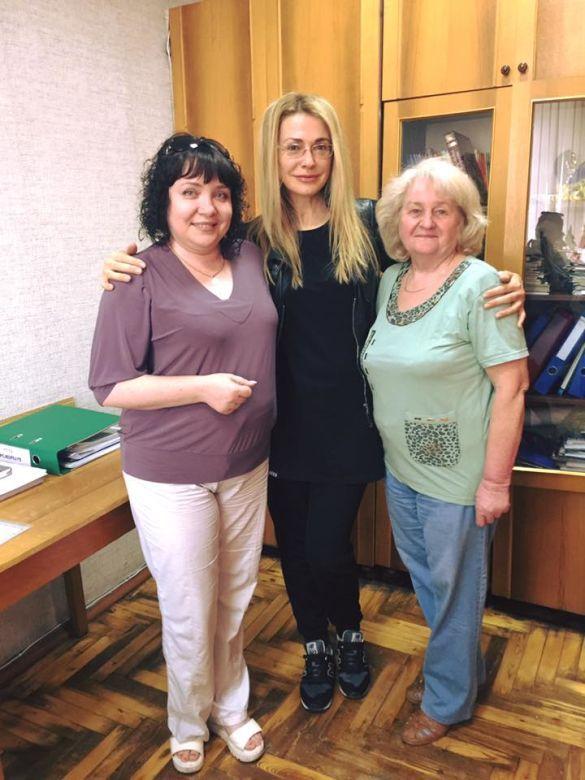Школа в якый навчалася Ольга Сумська_1