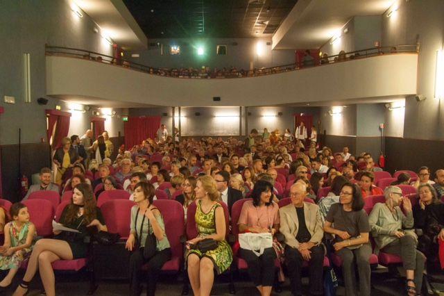 2.Зал кінотеатру Farnese