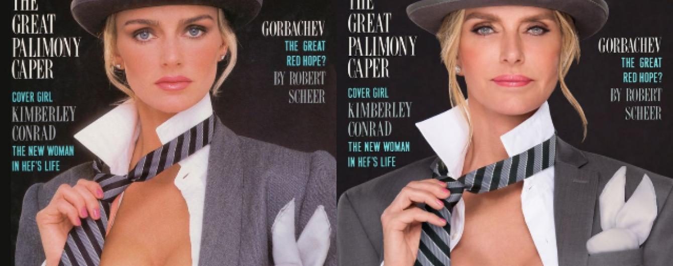 Екс-моделі Playboy через 30 років відтворили свої знамениті обкладинки