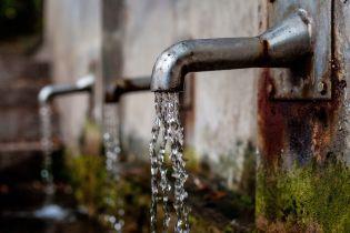 Безпілотник ОБСЄ зафіксував масштабну течу на Південнодонбаському водогоні
