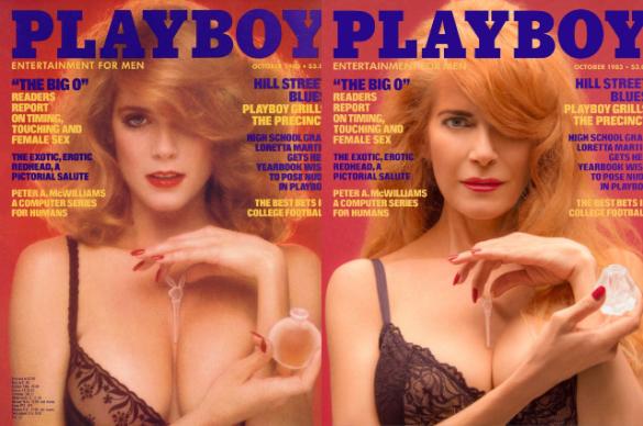 Екс-моделі Playboy на обклаинках через 30 років_2