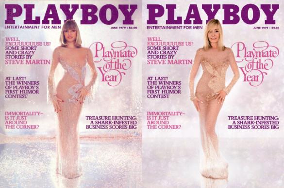 Екс-моделі Playboy на обклаинках через 30 років_4