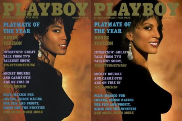 Екс-моделі Playboy на обклаинках через 30 років_6