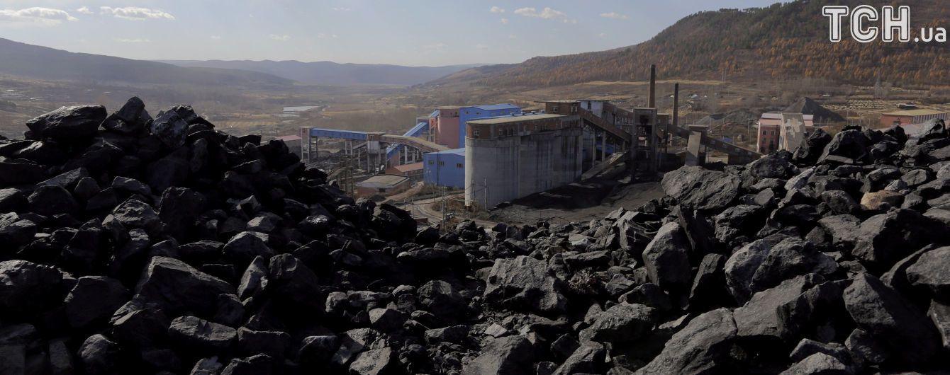 Украина хочет покупать уголь в США