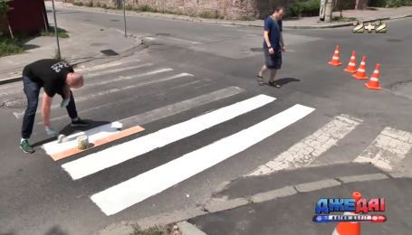 Когда в Киеве наконец наведут порядок на пешеходных переходах
