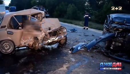 ДТП с дорог Украины - ДжеДАИ за 7 июня 2017 года