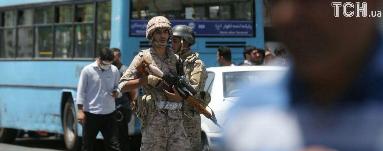 У Тегерані знешкоджено третю групу терористів