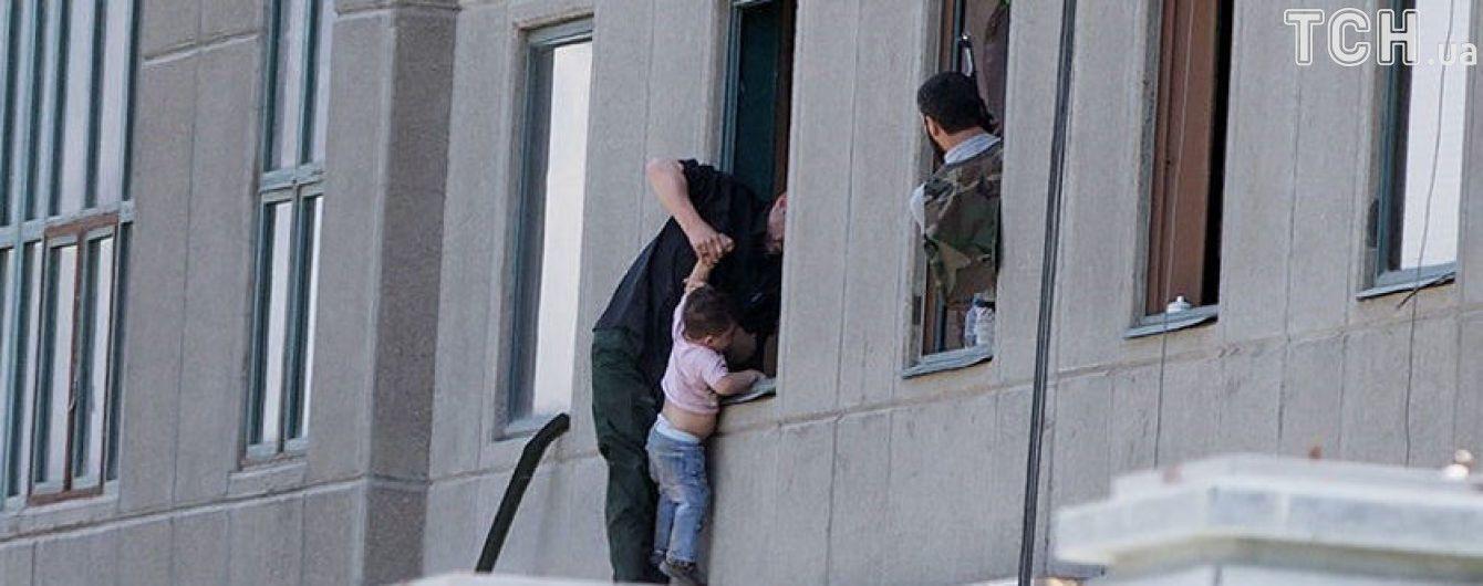У Тегерані зросла кількість жертв теракту