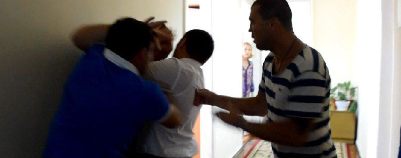 В Николаеве задержали боксера, который побил депутата
