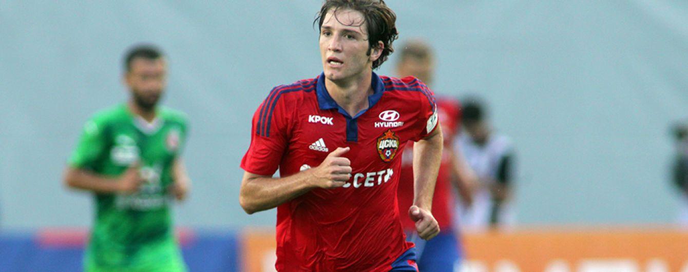 У збірній Росії з'явиться ще один іноземний футболіст