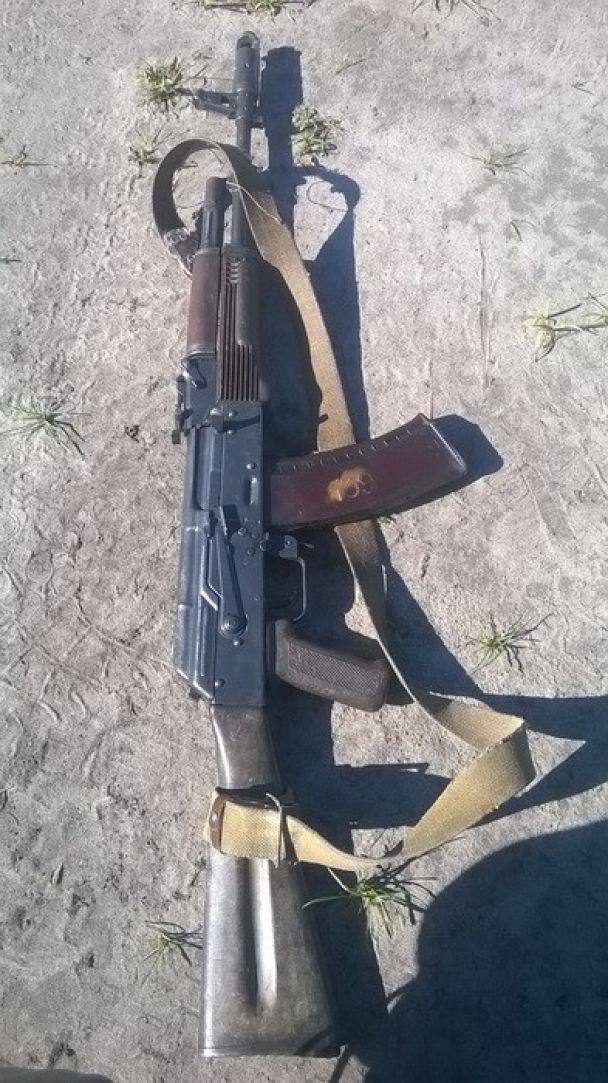 """На Луганщині затримали бойовика банди """"Призрак"""""""