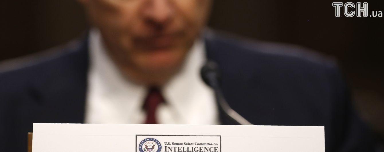 Бывший директор ФБР по меньшей мере пять раз назвал Трампа лжецом