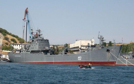 В анексованому Криму десантники із РФ тренувалися атакувати берегові цілі