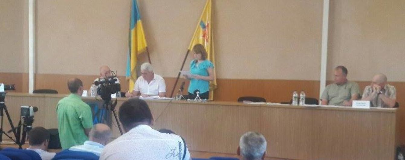 Мэру Энергодара вручили сообщение о подозрении в злоупотреблении служебным положением