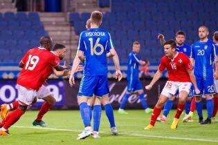 ФИФА признала матч Украина – Мальта неофициальным