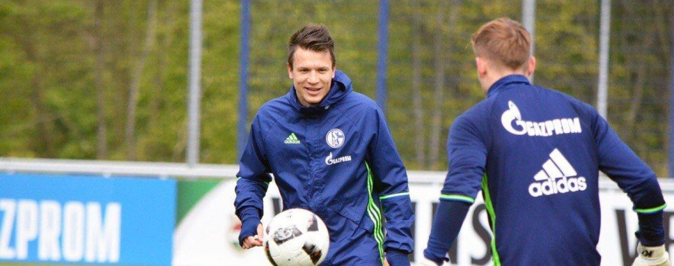 """В руководстве """"Славии"""" подтвердили, что Коноплянка готов играть за чешский клуб"""