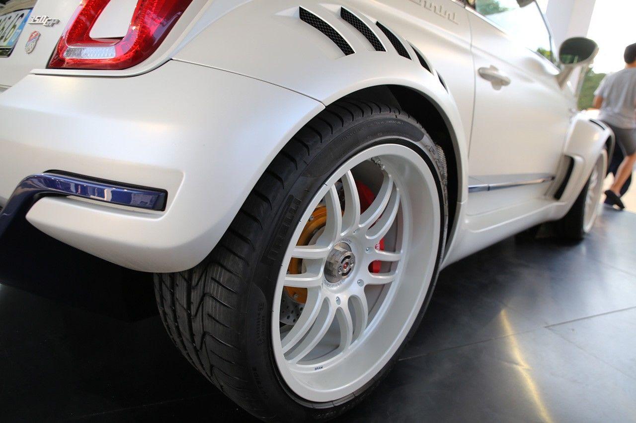 Fiat Giannini 350 GP Anniversary