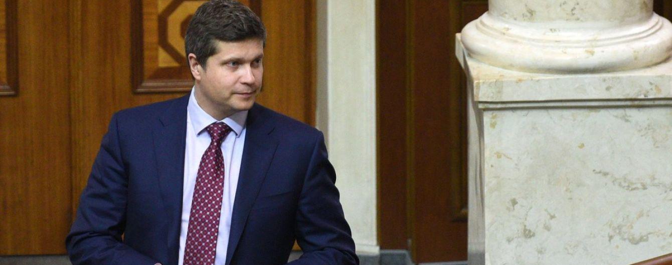 Нардеп Різаненко зізнався, що був за кермом у нетверезому стані